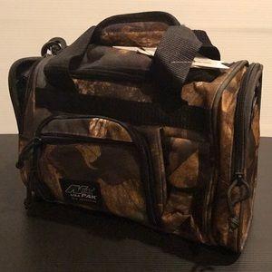 "Other - Hunter camo 13"" duffel bag"